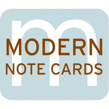 Modern Note Cards